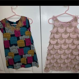 Selling together Two party dresses for girls 3T